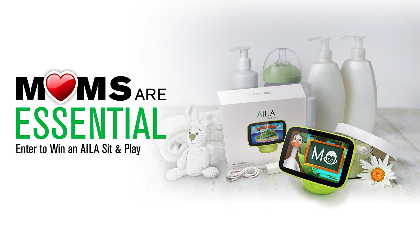 Moms Are Essential - Mothers Day Giveaway